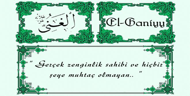 El-Ğaniyy